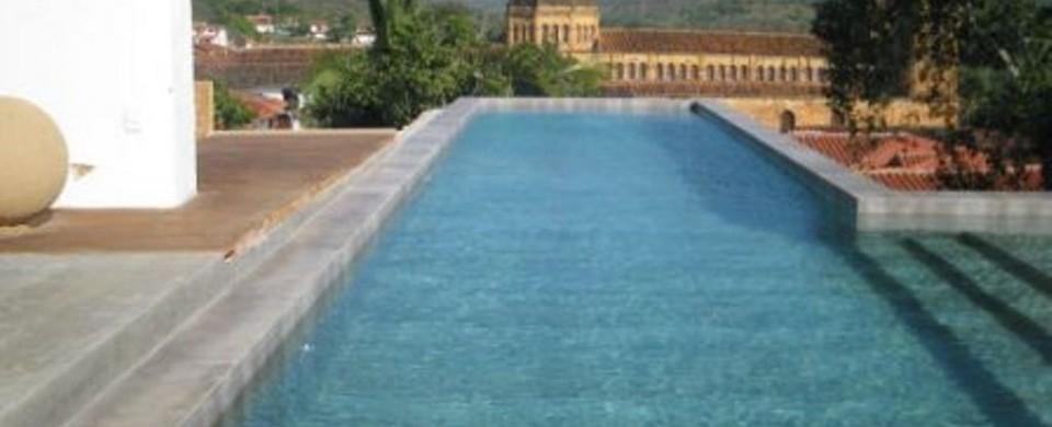 La piscina Fuente Casa Majiara2